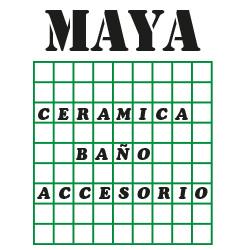 maya materiales de construcción