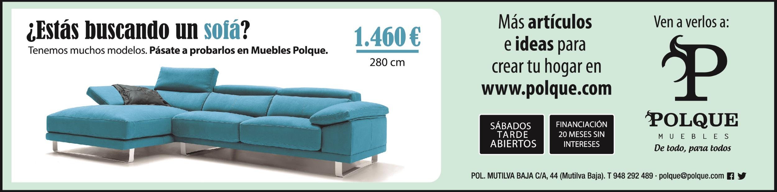 Muebles en navarra ideas de disenos for Muebles polque