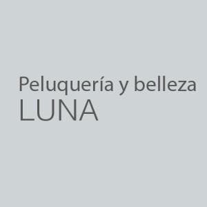 PELUQUERÍA Y BELLEZA LUNA