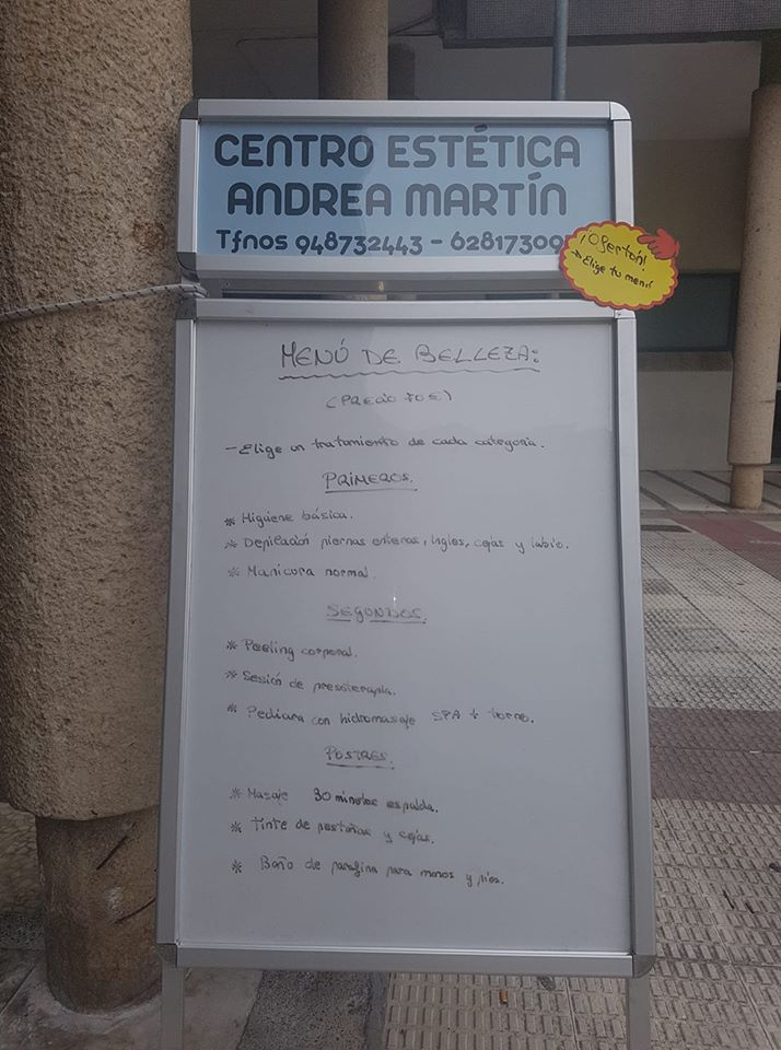centro estética andrea artinez