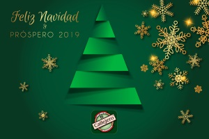 Feliz Navidad 2019 - 2