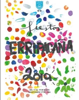 Cartel fiesta Ripa