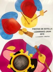 PROGRAMA FIESTAS DE ESTELLA / LIZARRA 2019