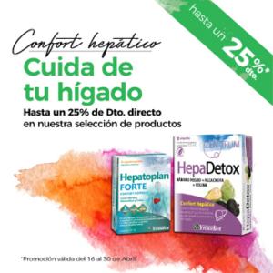 CUIDA DE TU HÍGADO - HERBORISTERÍA LOREA