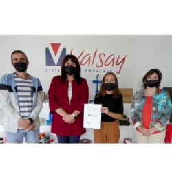 Valsay Sistemas de Embalaje ha empezado con su Plan de Igualdad