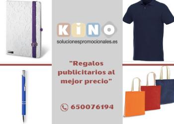 oferta UN ABANICO DE IDEAS PARA TU CAMPAÑA – KINO SOLUCIONES PROMOCIONALES