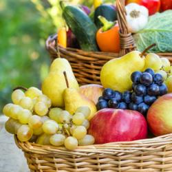 La Balanza Sostenible, punto de recogida de cestas de fruta y verdura