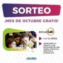 SORTEO ESCUELAB - PRUEBA EL MES DE OCTUBRE GRATIS