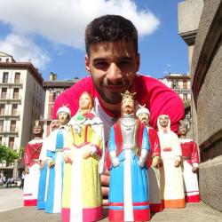 Sigue todo lo que ocurra en Pamplona durante los 'No Sanfermines' en directo, con Festaro y Pamplona Actual