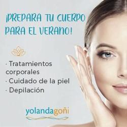 PREPARA TU CUERPO PARA EL VERANO - Yolanda Goñi Estética