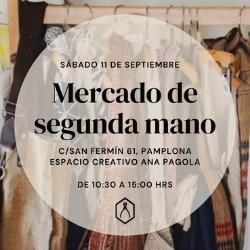 Mercado de Arte & Moda en Espacio Creativo Ana Pagola